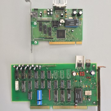Some history: Auto-Lektor with the Kubuś speech synthesiser